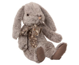 MAILEG | FLUFFY BUNNY | LARGE | GREY