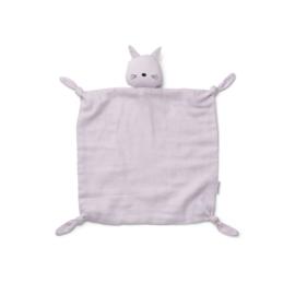 Liewood | Agnete Cuddle Cloth | Cat Light Lavender