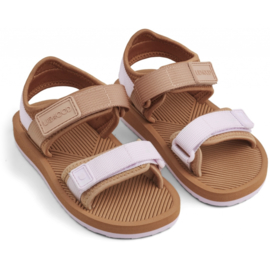 Liewood | Monty Sandals | Tuscany Rose Multi Mix