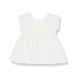1+ IN THE FAMILY | BRUNA DRESS | OFF WHITE