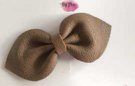 BY MEV | SARAH | DONKER TAUPE | 7 CM