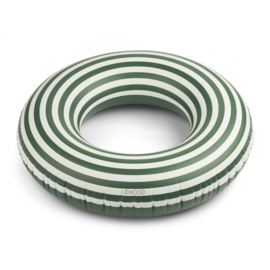 Liewood | Donna Swimring | Stripe Garden Green Creme De La Creme