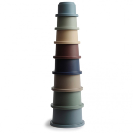 MUSHIE | STACKING CUPS | FORREST