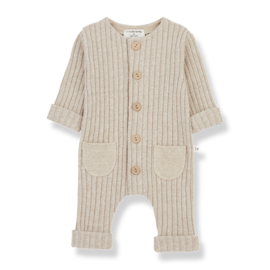 1+ In The Family | Alain Nb | Jumpsuit | Cream