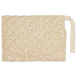 Konges Slojd | Changing Pad |Buttercup Yellow