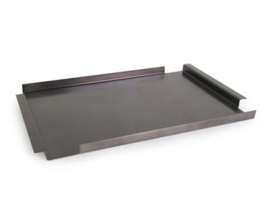 XLBOOM | RAS | SERVING TRAY | LARGE | BLACK