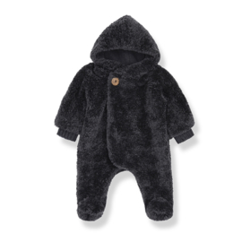 1+ In The Family | Indira | Polar Suit | Charcoal