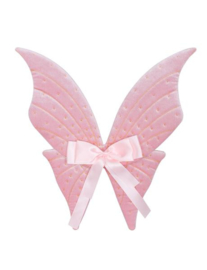 BILLY LOVES AUDREY | MAGICAL VELVET WINGS | PINK