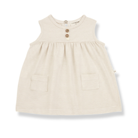 1+ IN THE FAMILY | CLARA DRESS | BEIGE