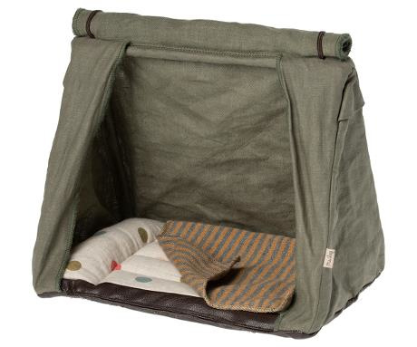 MAILEG | HAPPY CAMPER TENT | MOUSE