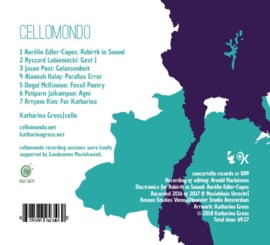 CD cellomondo #2 Rebirth in Sound
