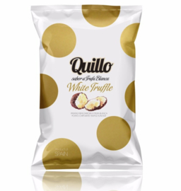 QUILLO CHIPS WHITE TRUFFLE 45 GRAM