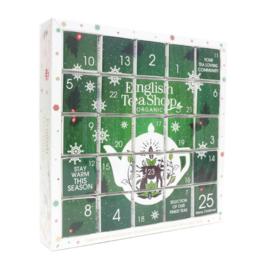 Green Advents calendar - 25 st.