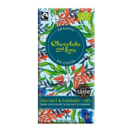 Chocolate and love - Seasalt Caramel