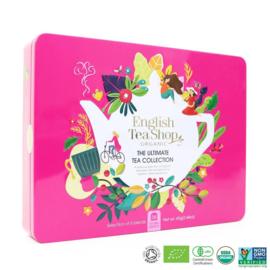 ENGLISH TEA SHOP - CADEAUBLIK ULTIMATE TEA COLLECTION 36 TB