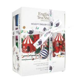 Holiday Tea Box - 12 st.