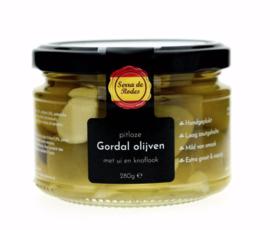 Pitloze olijven - Ui en knoflook