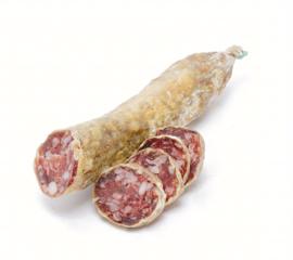 Franse worst van hertenvlees