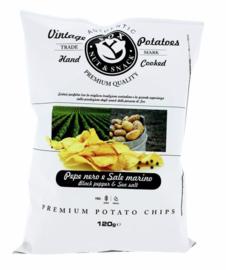Peper en Zout - 120 gr.