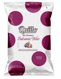 QUILLO CHIPS BALSAMIC WINE 130GR