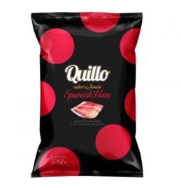 QUILLO CHIPS SPANISH IBERICO HAM