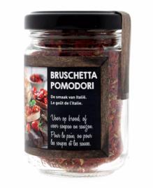 Bruschetta Pomodori kruiden
