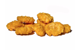 Fried Kerrie Crackers