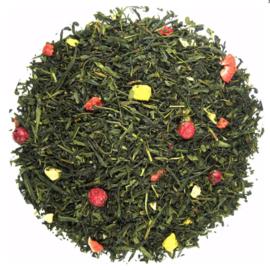 Anastasia - groene en zwarte thee mix