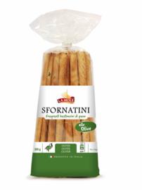 Toast Stengels - Olijf
