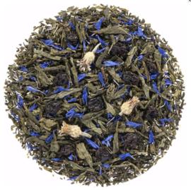 De (blauwe) Waterlelies - Groene thee