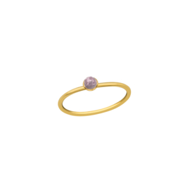 Ring Mazus Purple