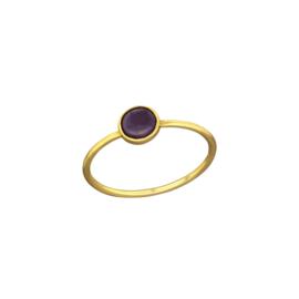 Ring Violet Gold