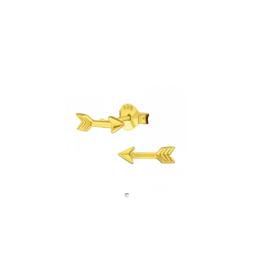 Earrings Arrows Gold