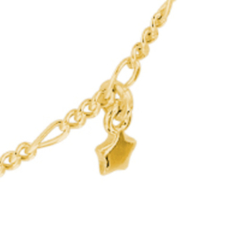 Necklace Tiny Stars Gold