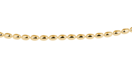 Anklet Bulbs Gold