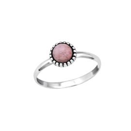 Ring Dahlia Pink