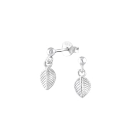 Earrings Hanging Leaves