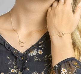 Bracelet Happy Rings Gold