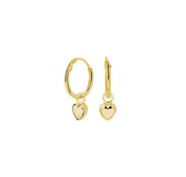 Earrings Love Gold