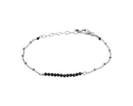 Bracelet Strass Black