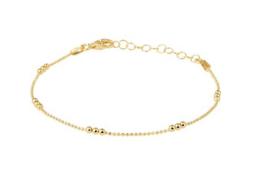 Bracelet Three Dots Gold