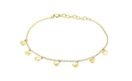 Anklet Circles Gold