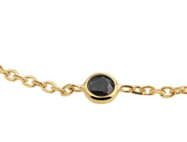 Bracelet Gold & Black