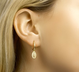 Earrings The Favorite Gold