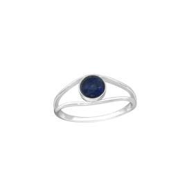 Ring  Rock Rose Blue