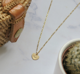 Necklace Endless Love Gold