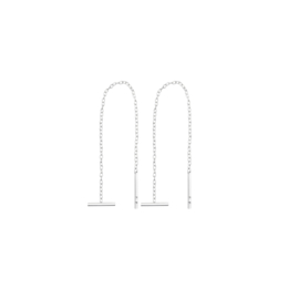 Earrings Cable Rods