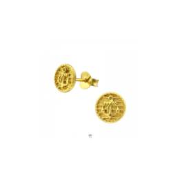Earrings Sailor Gold