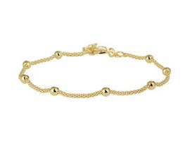 Bracelet Beautiful Dots Gold