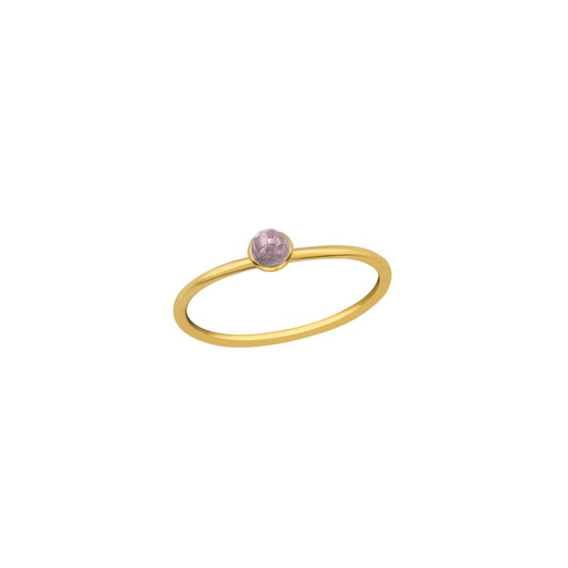 Ring Mazus Purple